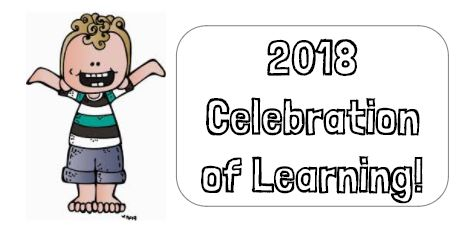2018 Celebration of Learning