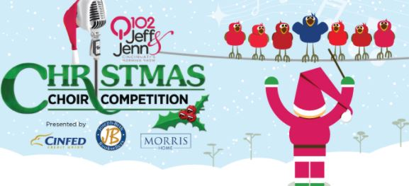 q102 xmas choir contest