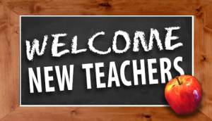 Welcome New Teachers