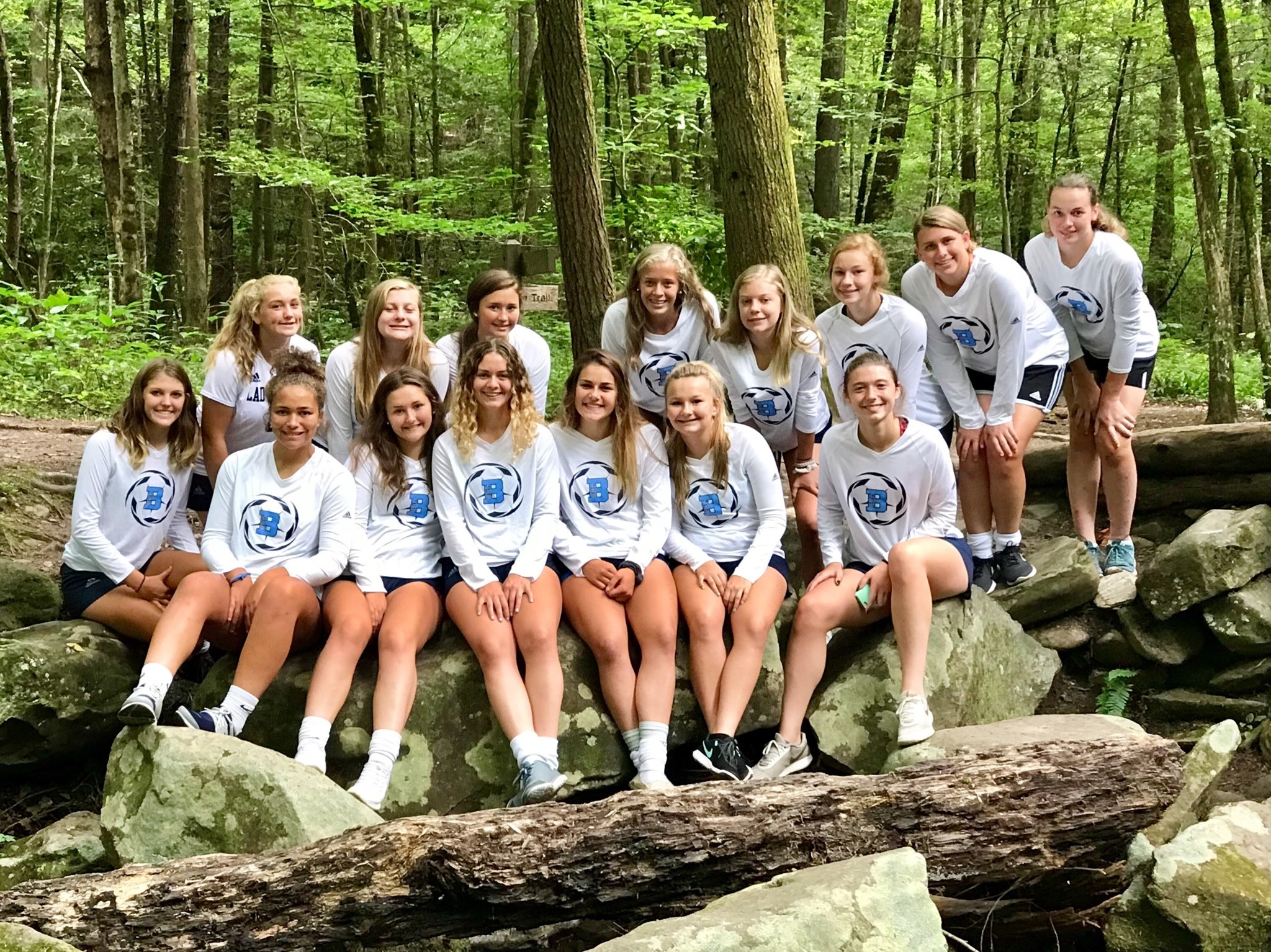 Girls Soccer Smoky Mountains