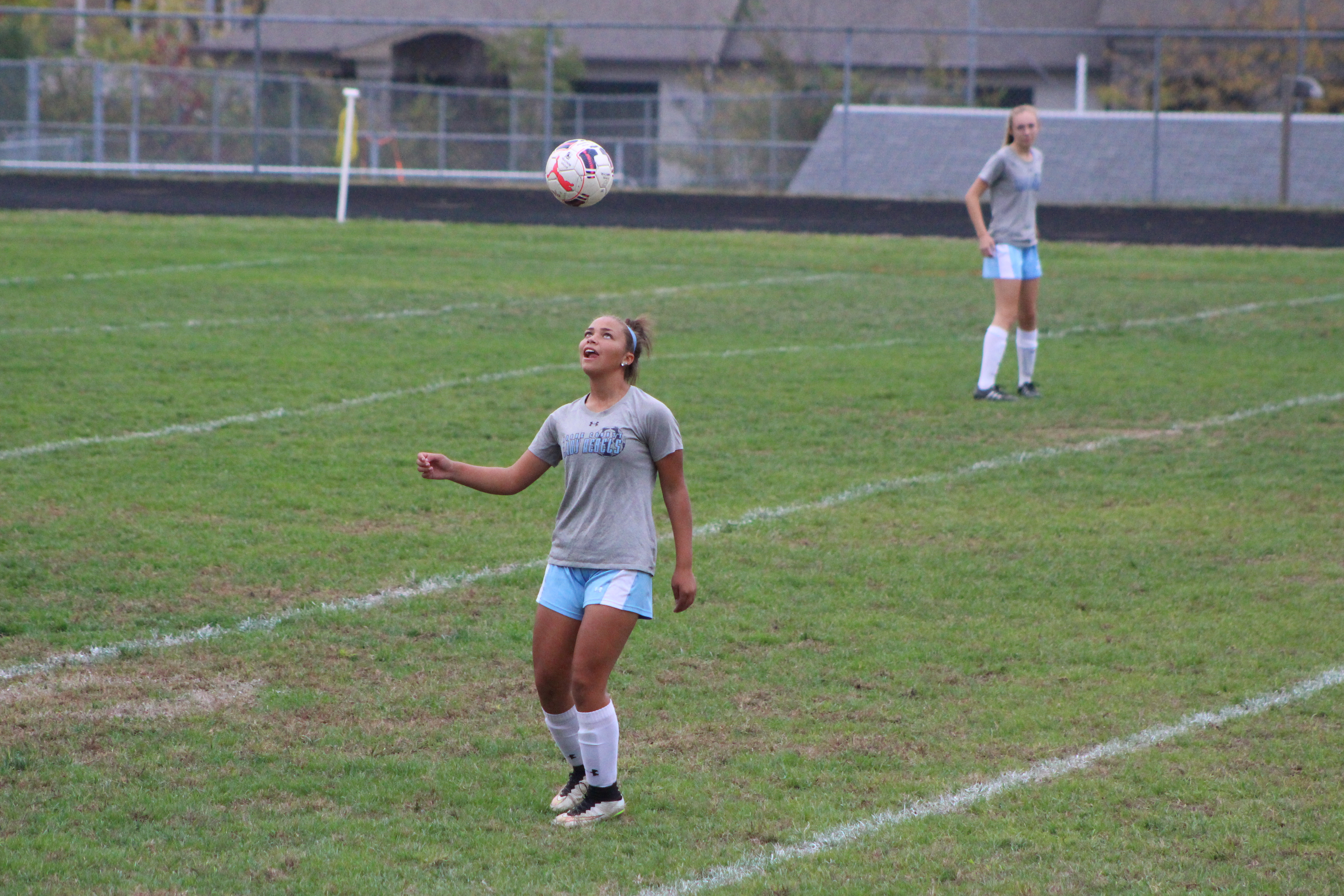Rielyn Hamilton--Girls Soccer