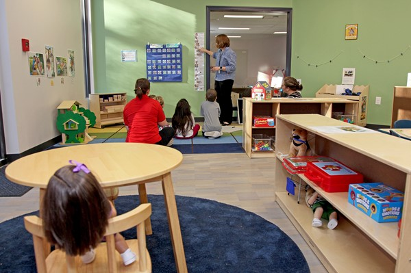 Boone County Early Learning Center Open
