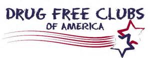 Drug Free Club logo
