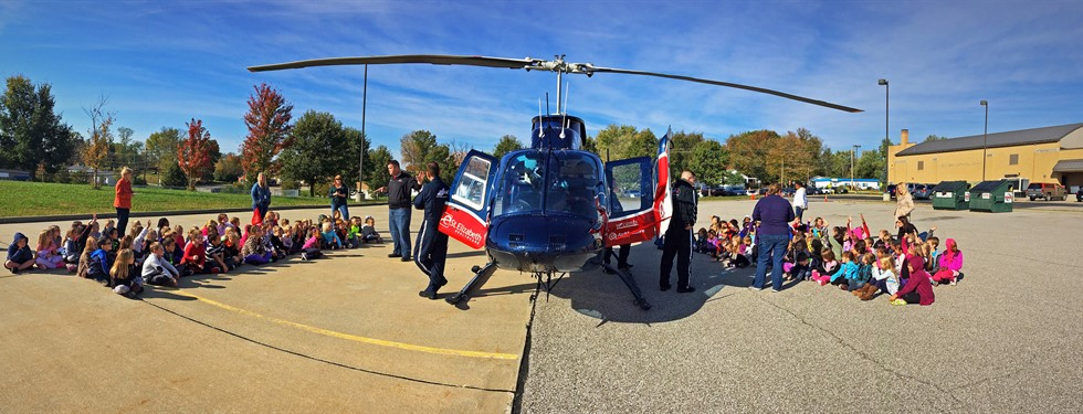 Burlington Elementary career day