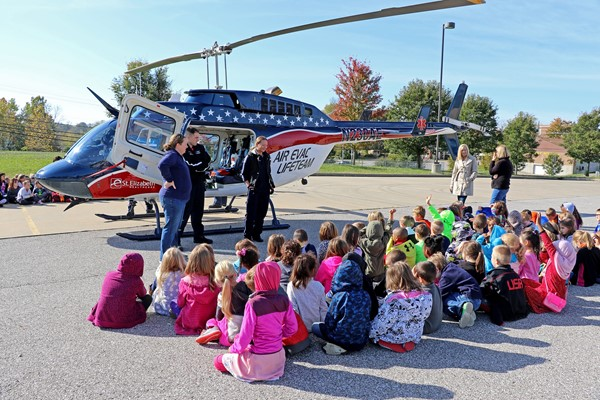 Career Day at Burlington Elementary
