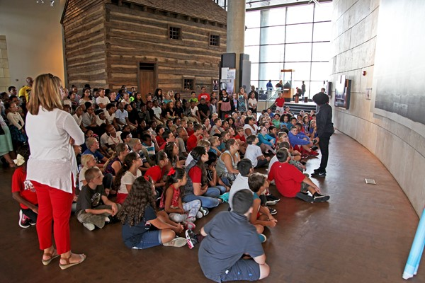 National Sing-A-Long Day at the Freedom Center 2016